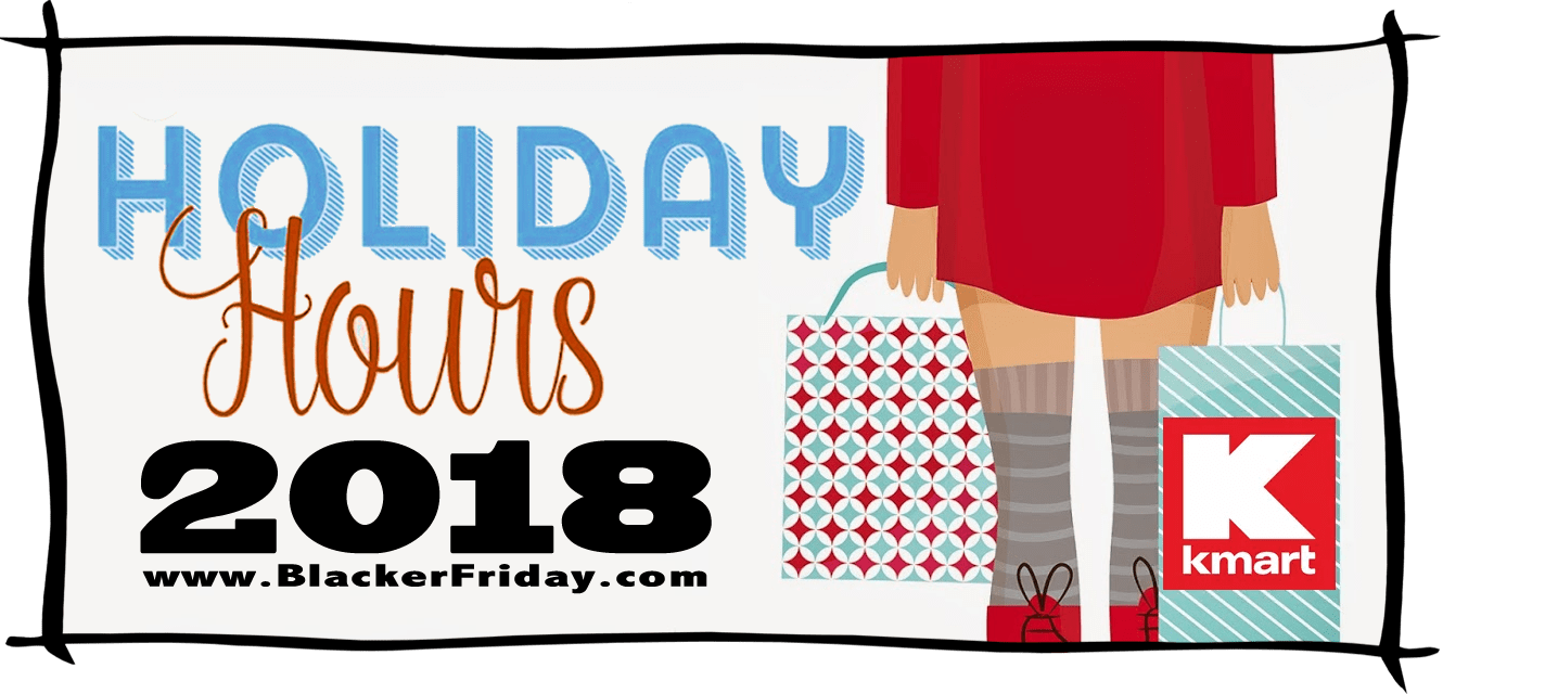 Kmart Black Friday 2018 Sale & Deals - Blacker Friday