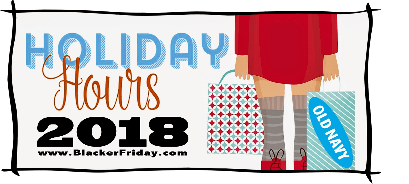 Old Navy Black Friday 2018 Sale & Deals - Blacker Friday