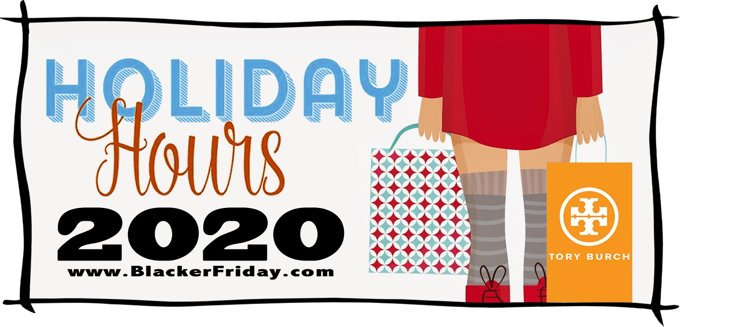 Tory Burch Black Friday Store Hours 2020