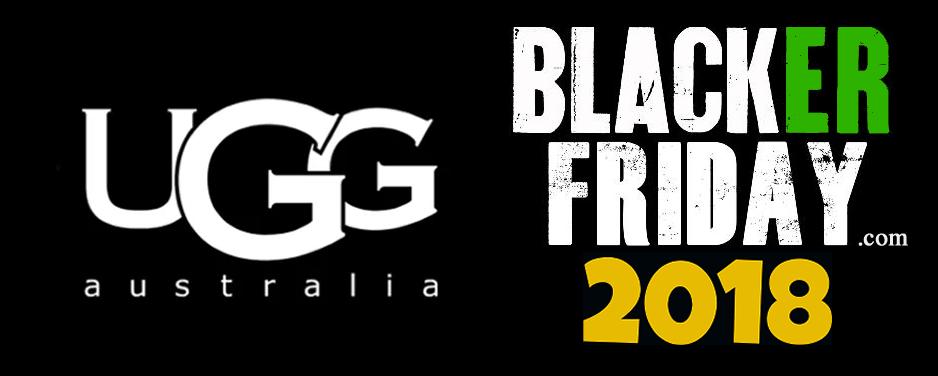 is ugg having sale black friday