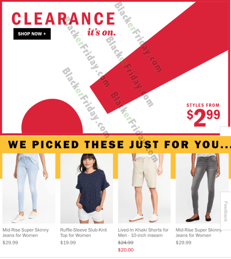 0a44fc2ce5e94 What do you plan on getting Old Navy this Labor Day weekend? Let us know in  the comments (you'll find the comments section located at the very bottom  of the ...