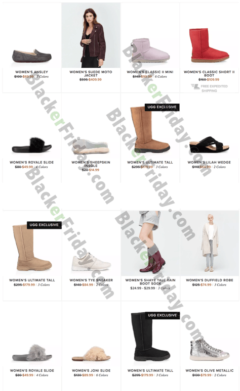 0c8332024d9 Ugg's Labor Day Sale for 2019 - BlackerFriday.com