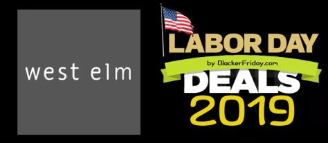 Fine West Elm Labor Day Sale 2019 Blacker Friday Pabps2019 Chair Design Images Pabps2019Com