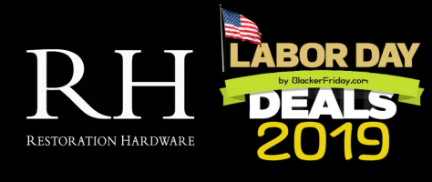 Restoration Hardware Labor Day Sale 2019 Blackerfriday Com