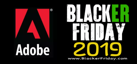 Adobe Black Friday 2019 Sale & Deals - BlackerFriday com