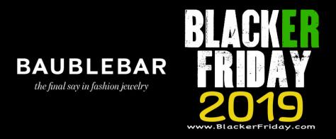 BaubleBar Black Friday 2019 Ad, Sale & Deals - BlackerFriday com