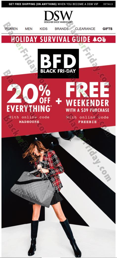 Dsw Black Friday 2019 Sale Deals Blackerfridaycom