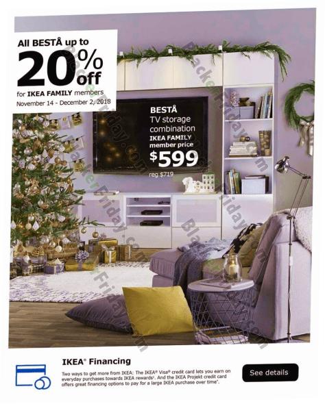 Ikea Black Friday 2019 Ad Sale Blackerfridaycom