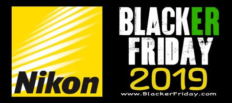 Nikon Black Friday 2019 Sale & DSLR Camera Deals