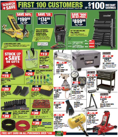 northern tool cyber monday deals writings and essays. Black Bedroom Furniture Sets. Home Design Ideas