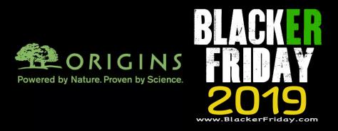 Origins Black Friday 2019 Sale & Deals - BlackerFriday com