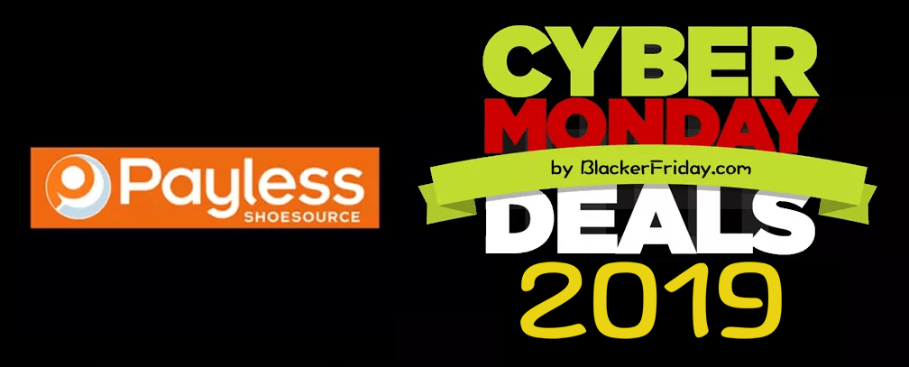 cyber monday deals payless shoes