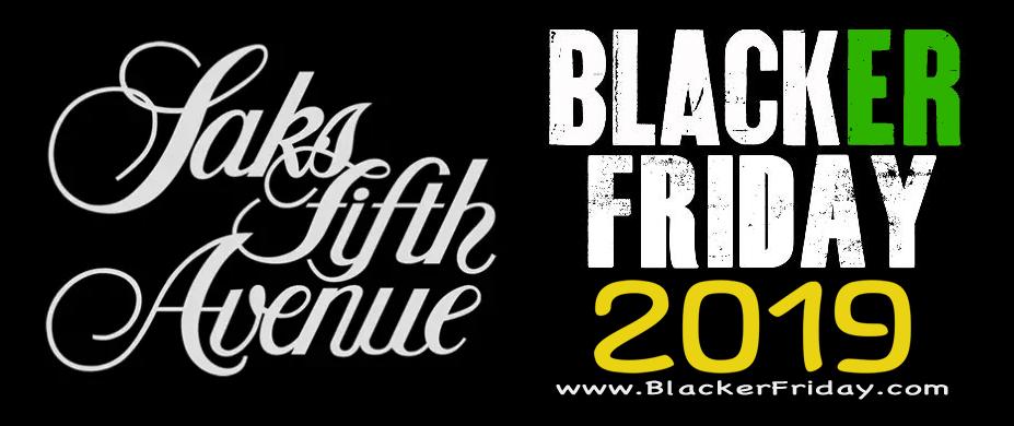 black friday deals saks