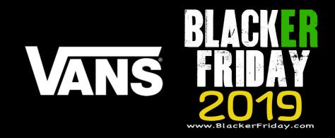 385712a596 Vans Black Friday 2019 Sale   Deals - BlackerFriday.com