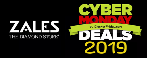 Zales Cyber Monday Sale 2019 Blacker Friday