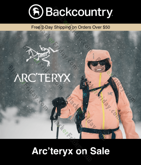 Arc Teryx Black Friday 2020 Sale What To Expect Blacker Friday