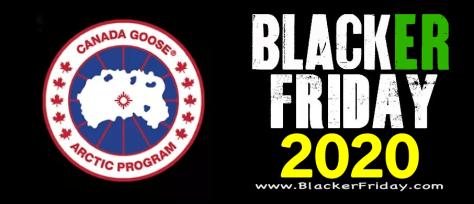 Canada Goose Black Friday 2020 Sale Deals Blacker Friday
