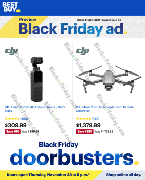 Dji Black Friday 2020 Sale What To Expect Blacker Friday