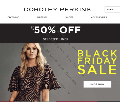 Dorothy Perkins Black Friday 2020 Sale What To Expect Blacker Friday