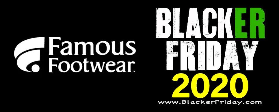 Famous Footwear Black Friday 2020 Sale