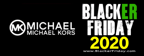Michael Kors Black Friday 2020 Sale What to Expect