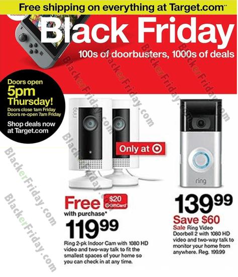 Ring Doorbell Black Friday 2020 Sale Deals Blacker Friday