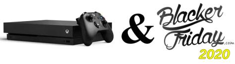 Xbox Series X Black Friday 2020 Sales Deals Blacker Friday