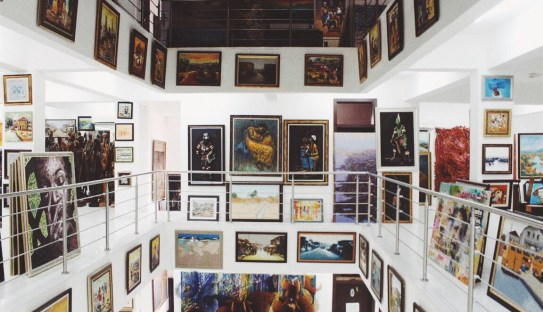 nike art gallery center places to visit in lagos nigeria blogger travel ideas cool 6 - 8 Must – Visit Culture Spots in Lagos