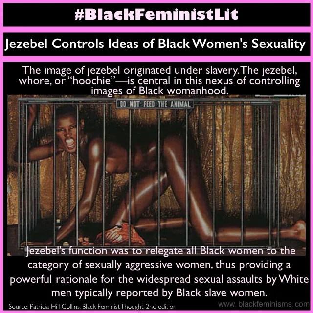 The Jezebel Stereotype: A Reading List - Blackfeminisms com