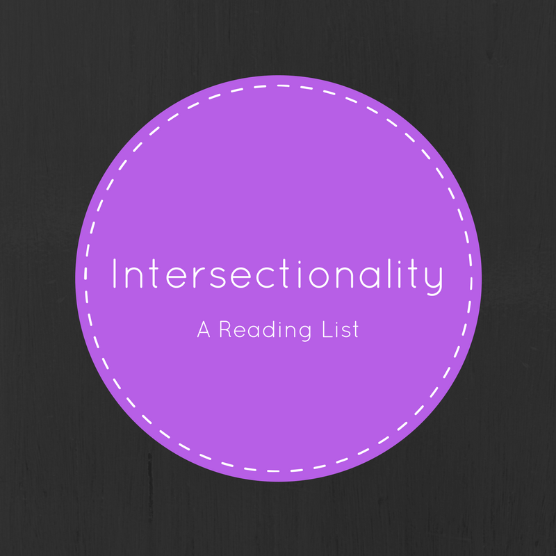 Intersectionality A Reading List