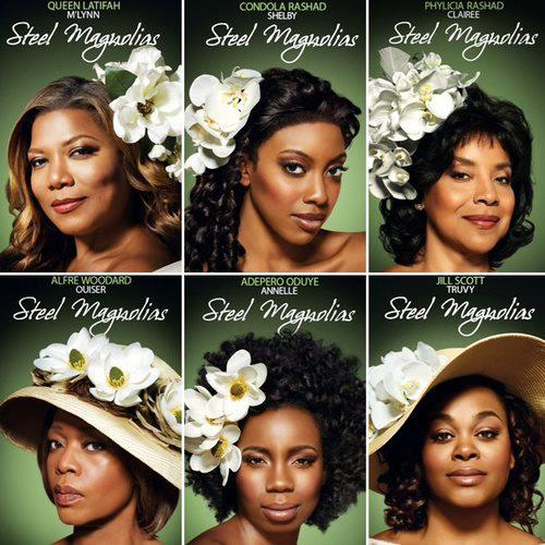 Pics from Lifetime's Steel Magnolias Premiere - blackfilm ...