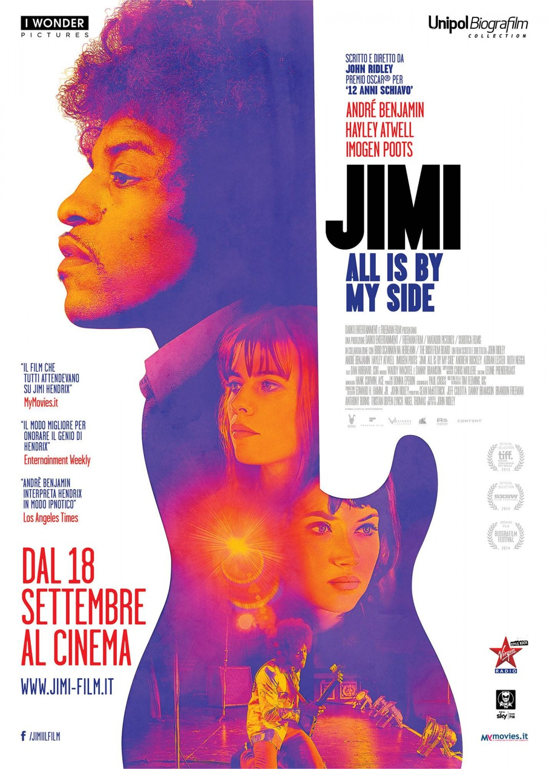 Image result for JIMI ALL IS BY MY SIDE ( 2013 ) POSTER