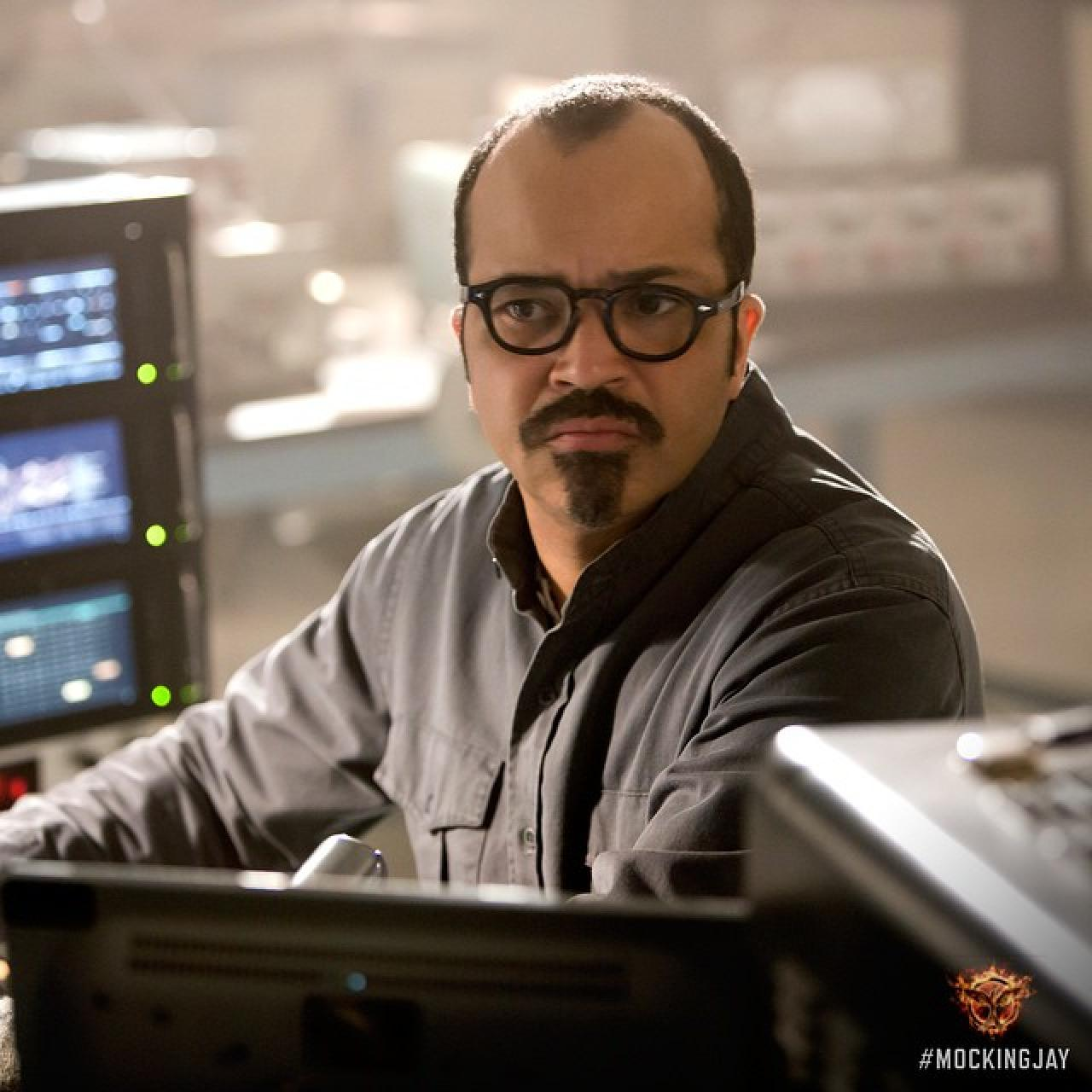 wheelchair genius sofa chair covers target the hunger games mockingjay  part 1 jeffrey wright 2