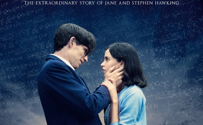 New Trailer For The Theory Of Everything Blackfilm Read Blackfilm Read