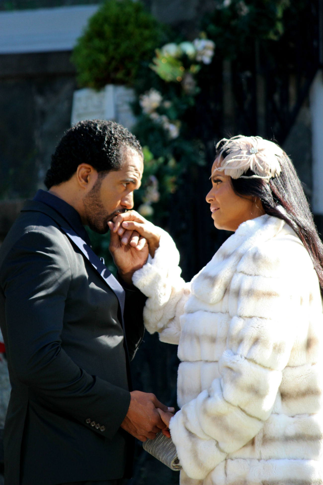 Marry US For Christmas Kristoff St John With Victoria