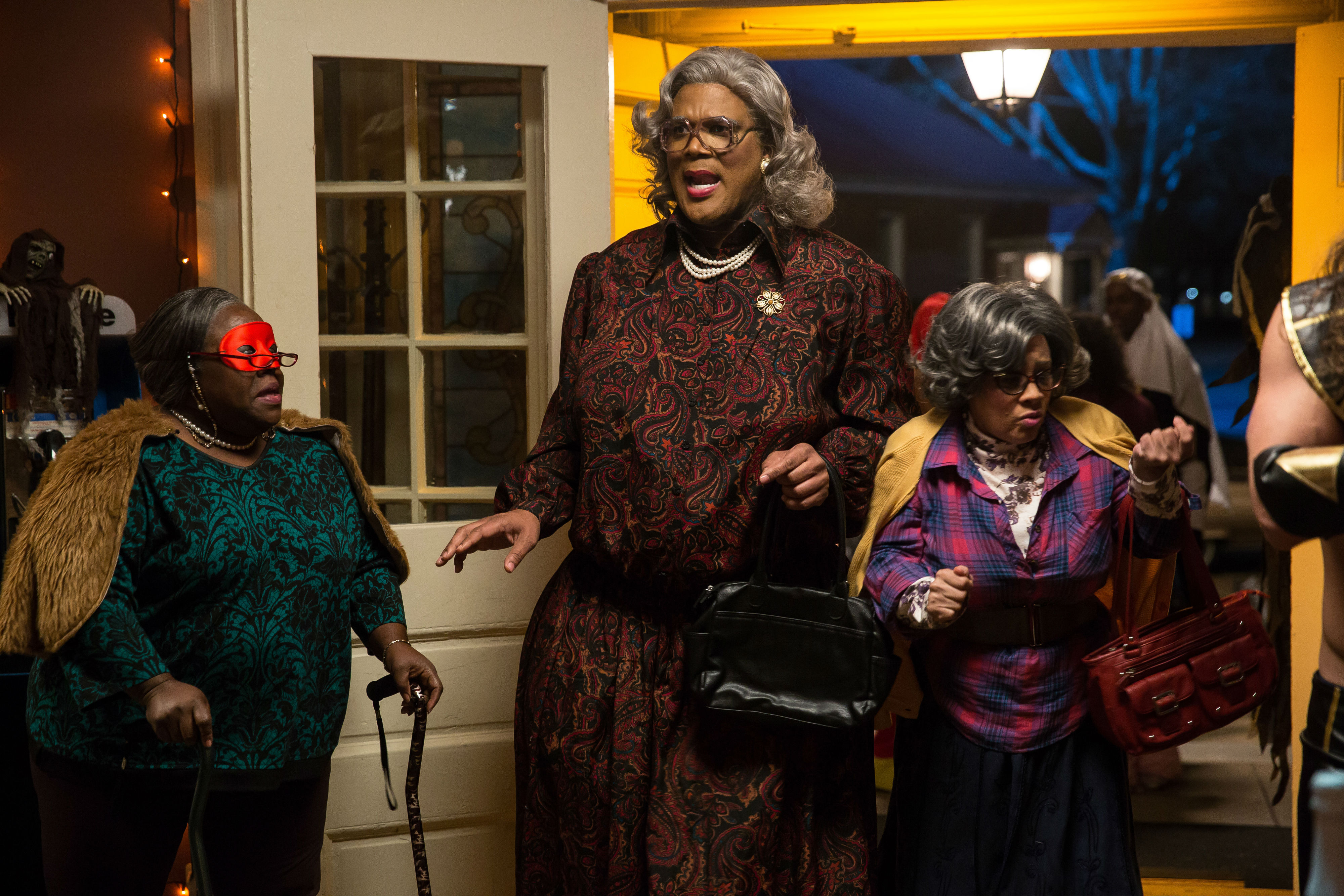 Boo! A Madea Halloween Review | Jason's Movie Blog