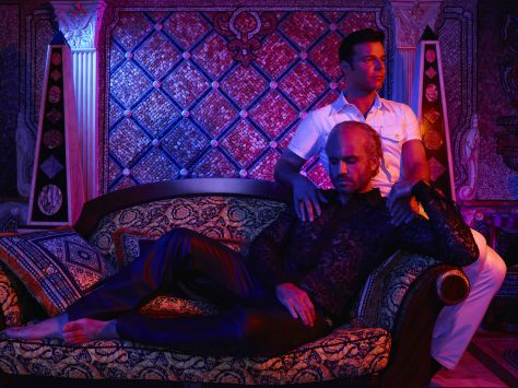 Edgar Ramirez & Ricky Martin in American Crime Story: The Assassination of Gianni Versace
