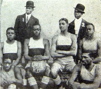Crescent Athletic Club basketball team