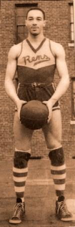 John Isaacs, circa 1935