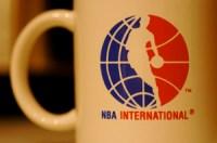 NBA International Coffee Mug