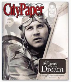 Washington City Paper cover