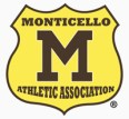 The official logo of the Monticello Athletic Association