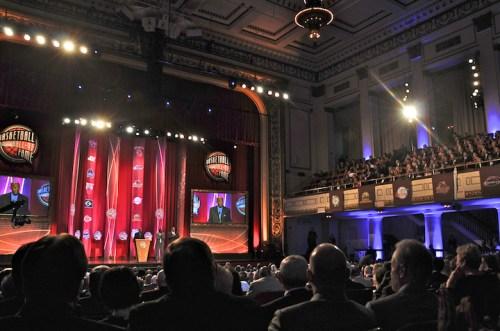 Inside Springfield's Symphony Hall