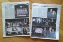 Amsterdam News Coverage of Barclays Unveiling