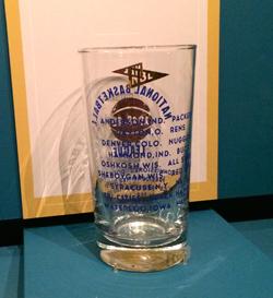 NBL bar glass