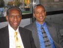 Earl Lloyd and Claude Johnson