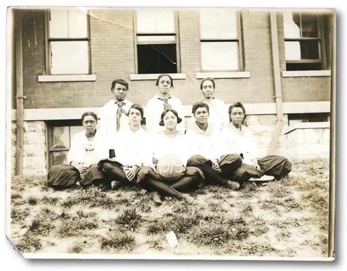 Unidentified team, 1919.