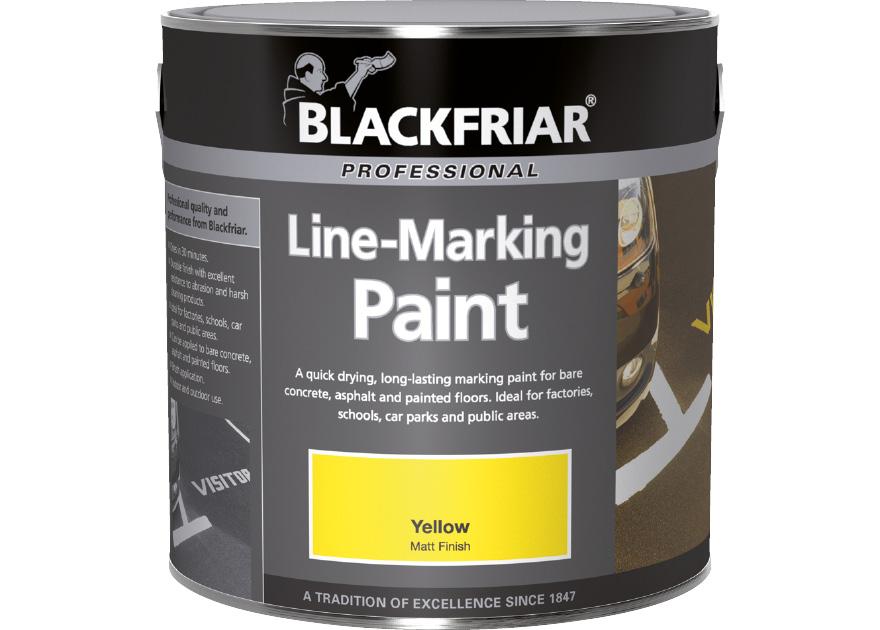 LineMarking Paint  Blackfriar Paints