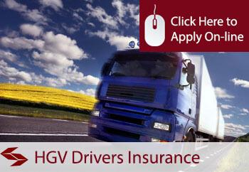 Self Employed HGV Driver Liability Insurance