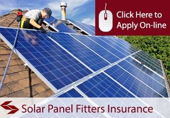 solar panel fitters insurance